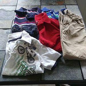 Other - Bundle boys size 7 clothes